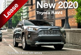 Toyota RAV4 Lease Deal