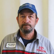 Jeff Keough 802 Toyota Service