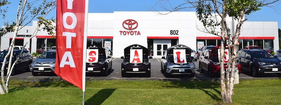 Hours of Operation & Holiday Closures | 802 Toyota