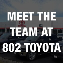802 Toyota: The Staff At 802 Toyota ...