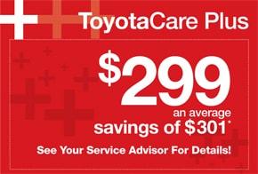 Toyota Care Plus >> Toyotacare Plus 802 Toyota