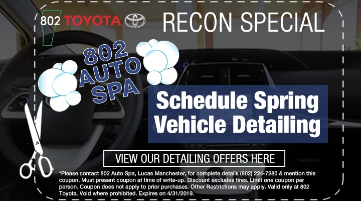 802 Auto Spa Vehicle Detailing