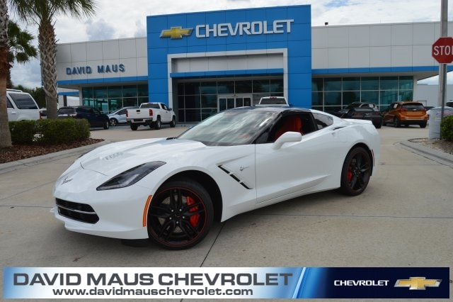 2019 Chevrolet Corvette Stingray Z51 Coupe