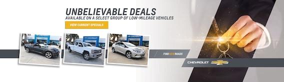 Chevrolet Dealership Serving Deland Fl New Used Cars