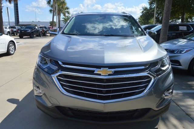 New 2019 Chevrolet Equinox For Sale | G9K Satin Steel Gray