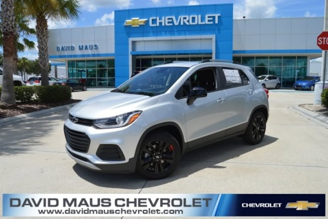 New 2019 Chevrolet Trax For Sale At David Maus Chevrolet Vin