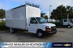 2018 Chevrolet Express Cutaway Work Van Truck