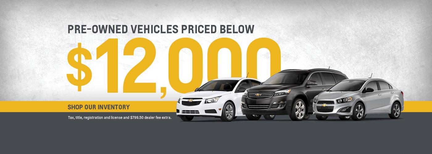 New Chevrolet Near Deland