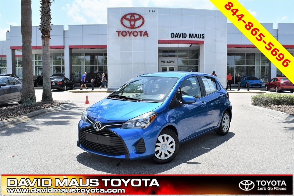 Used 2017 Toyota Yaris L For Sale in Sanford FL HA081917P