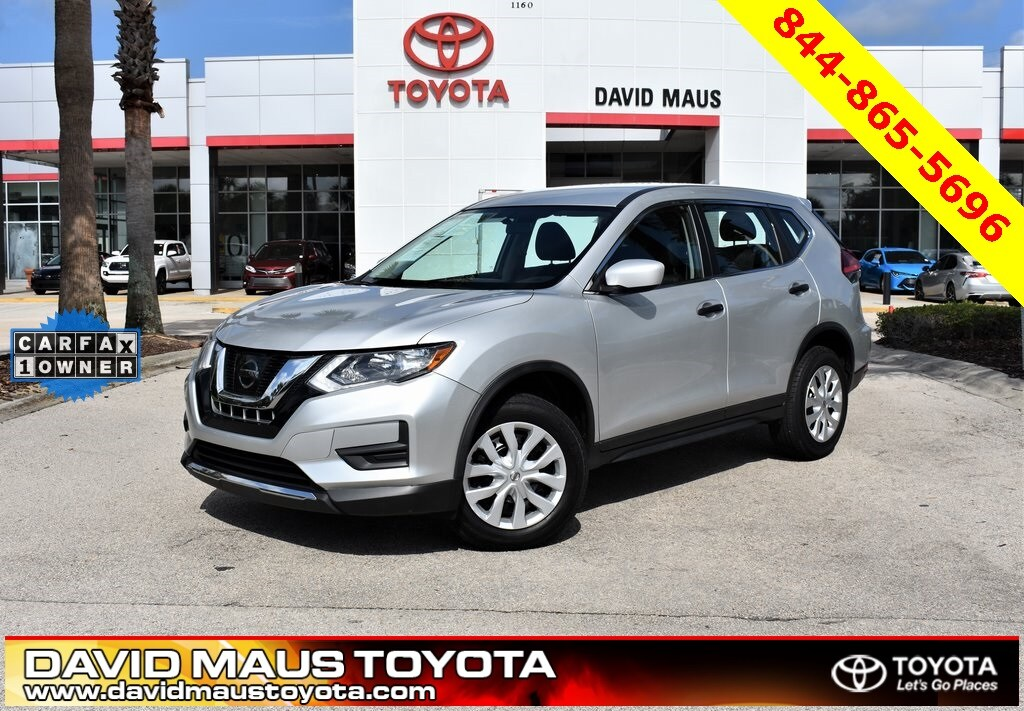 Used 2017 Nissan Rogue S For Sale in Sanford FL HP589369P