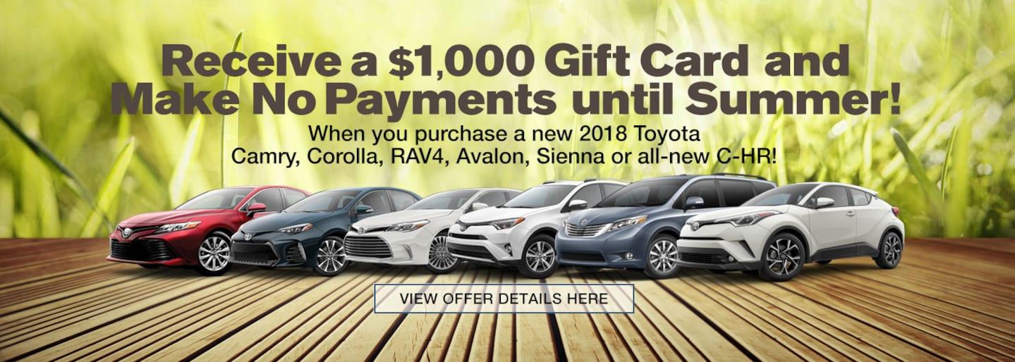 New Toyota Cars Sanford Central Florida Auto Repair - Toyota scion dealership near me