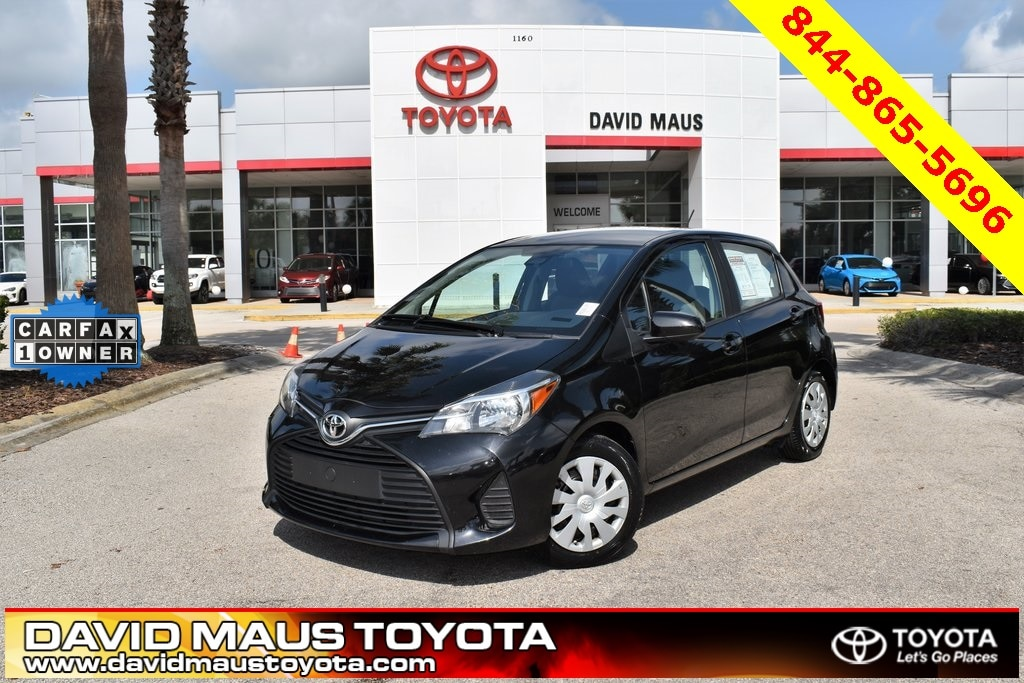 Used 2017 Toyota Yaris L For Sale in Sanford FL HA084395P