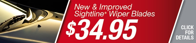 Automotive Wiper Blades Coupon, Orlando