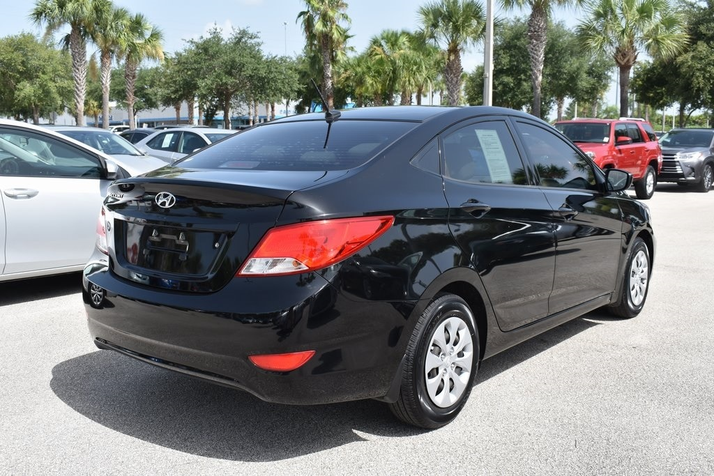 Used 2016 Hyundai Accent SE For Sale in Sanford FL GU992356P