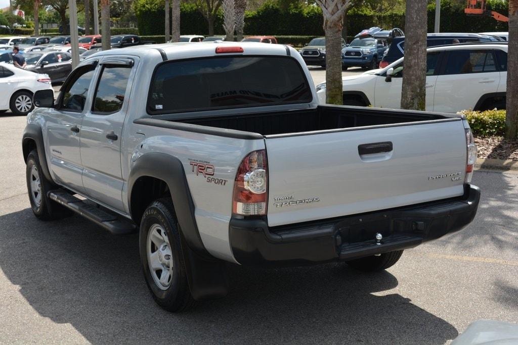 Used 2009 Toyota Tacoma Prerunner For Sale in Sanford FL