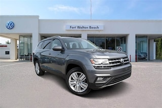 New 2019 Volkswagen Atlas SE SUV for Sale in Fort Walton Beach at Volkswagen Fort Walton Beach