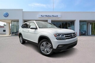 New 2019 Volkswagen Atlas SE SUV BV19128 for Sale Fort Walton Beach in Volkswagen Fort Walton Beach