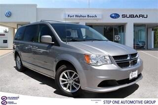 Used 2014 Dodge Grand Caravan SXT Van for Sale near Pensacola, FL, at Volkswagen Fort Walton Beach