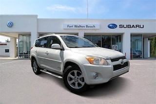 Used 2010 Toyota RAV4 Limited SUV for Sale near Pensacola, FL, at Volkswagen Fort Walton Beach