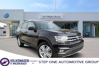 New 2019 Volkswagen Atlas 3.6L V6 SE w/Technology SUV for Sale in Fort Walton Beach at Volkswagen Fort Walton Beach