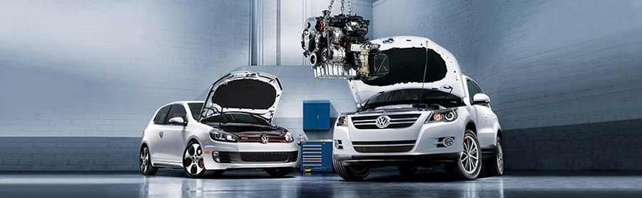 Volkswagen Fort Walton Beach Service Center