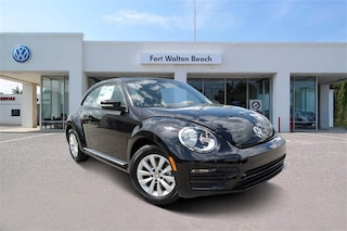 New 2019 Volkswagen Beetle 2.0T S Hatchback for Sale in Fort Walton Beach at Volkswagen Fort Walton Beach
