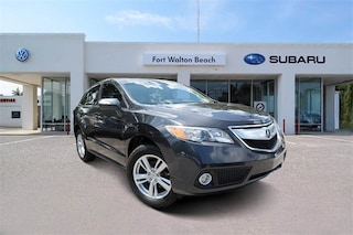 Used 2014 Acura RDX RDX with Technology Package SUV for Sale near Pensacola, FL, at Volkswagen Fort Walton Beach