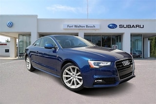 Used 2016 Audi A5 2.0T Premium Coupe for Sale near Pensacola, FL, at Volkswagen Fort Walton Beach