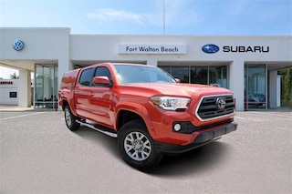 Used 2018 Toyota Tacoma SR5 V6 Truck Double Cab for Sale near Pensacola, FL, at Volkswagen Fort Walton Beach