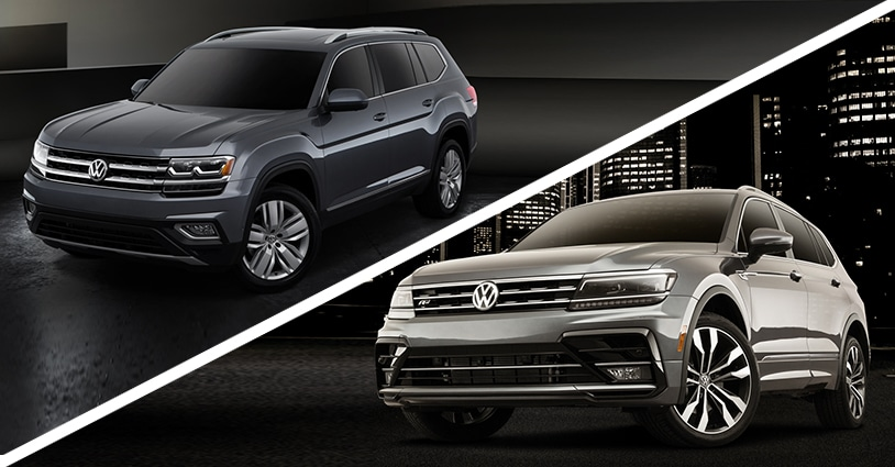 New SUV Models Volkswagen Ft Walton Beach
