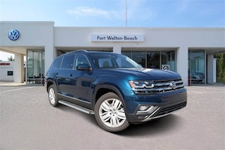New 2018 Volkswagen Atlas SEL Premium SUV for Sale in Fort Walton Beach at Volkswagen Fort Walton Beach