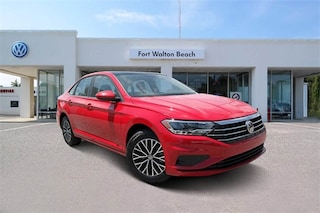 New 2019 Volkswagen Jetta 1.4T SE Sedan B0000004 for Sale near Pensacola at Volkswagen Fort Walton Beach