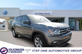 New 2018 Volkswagen Atlas 3.6L V6 SE w/Technology SUV for Sale in Fort Walton Beach at Volkswagen Fort Walton Beach