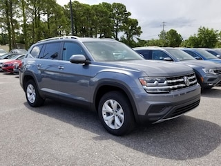 New 2019 Volkswagen Atlas S SUV for Sale in Fort Walton Beach at Volkswagen Fort Walton Beach