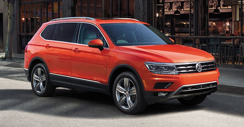 New 2019 Tiguan Volkswagen Ft Walton Beach