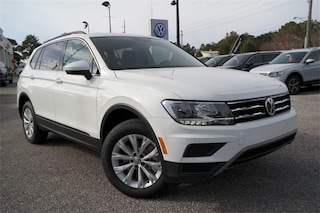 New 2019 Volkswagen Tiguan 2.0T SE SUV for Sale in Fort Walton Beach at Volkswagen Fort Walton Beach