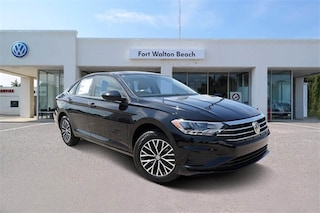 New 2019 Volkswagen Jetta 1.4T SE Sedan BV19163 for Sale near Pensacola at Volkswagen Fort Walton Beach