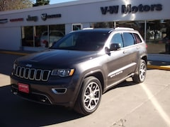 Used 2018 Jeep Grand Cherokee Limited 4x4 SUV 5977 for sale in Cooperstown, ND at V-W Motors, Inc.