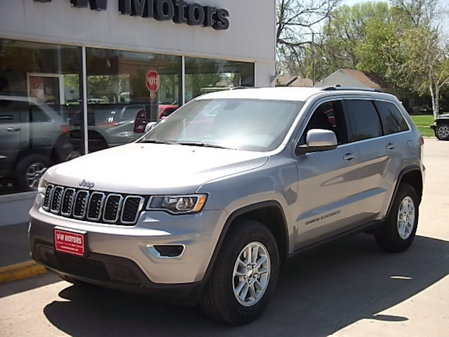 New 2018 Jeep Grand Cherokee LAREDO E 4X4 Sport Utility for sale in Cooperstown, ND at V-W Motors, Inc.