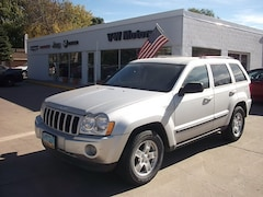 Used 2007 Jeep Grand Cherokee Laredo SUV 5853 for sale in Cooperstown, ND at V-W Motors, Inc.