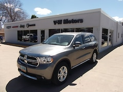 Used 2012 Dodge Durango Crew AWD SUV for sale in Cooperstown, ND at V-W Motors, Inc.