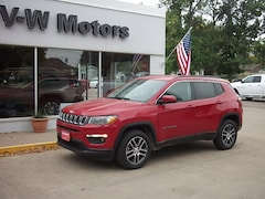 New 2018 Jeep Compass LATITUDE 4X4 Sport Utility 3750 for sale in Cooperstown, ND at V-W Motors, Inc.