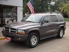 Used 2003 Dodge Durango SLT SUV for sale in Cooperstown, ND at V-W Motors, Inc.