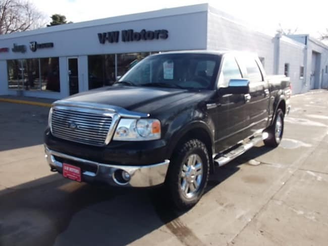 Used 2007 Ford F-150 SuperCrew Truck SuperCrew Cab for sale in Cooperstown, ND