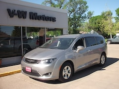 New 2017 Chrysler Pacifica TOURING L PLUS Passenger Van 3599 for sale in Cooperstown, ND at V-W Motors, Inc.