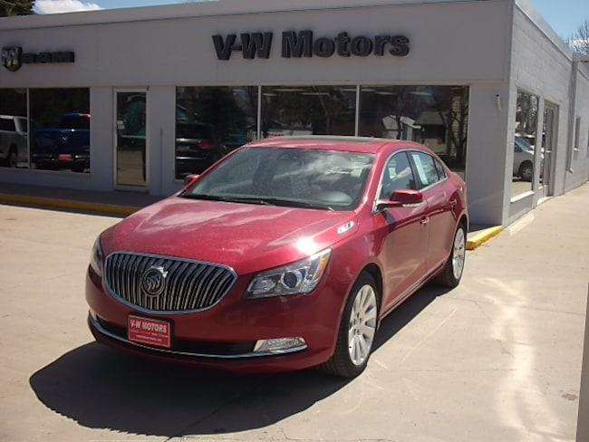 Used 2014 Buick LaCrosse Premium I Group Sedan for sale in Cooperstown, ND