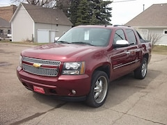 Used 2009 Chevrolet Avalanche 1500 LTZ Truck Crew Cab 3674A for sale in Cooperstown, ND at V-W Motors, Inc.