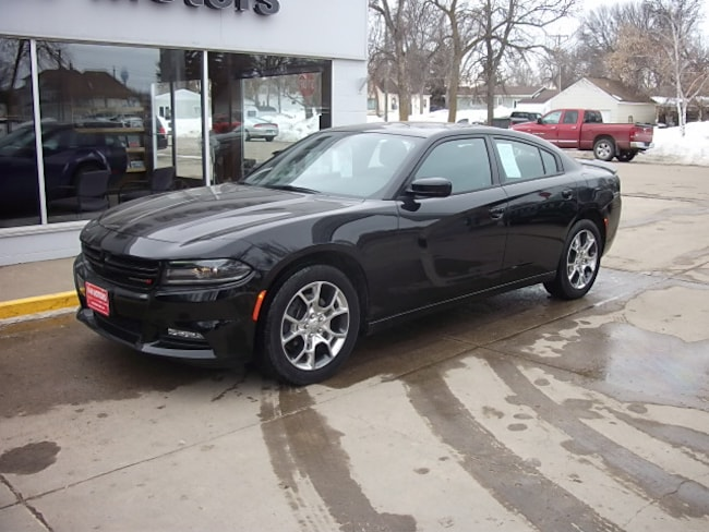 Used 2015 Dodge Charger SXT Sedan for sale in Cooperstown, ND