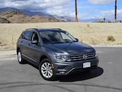 2018 Volkswagen Tiguan 2.0T SE SUV 3VV3B7AX9JM026866