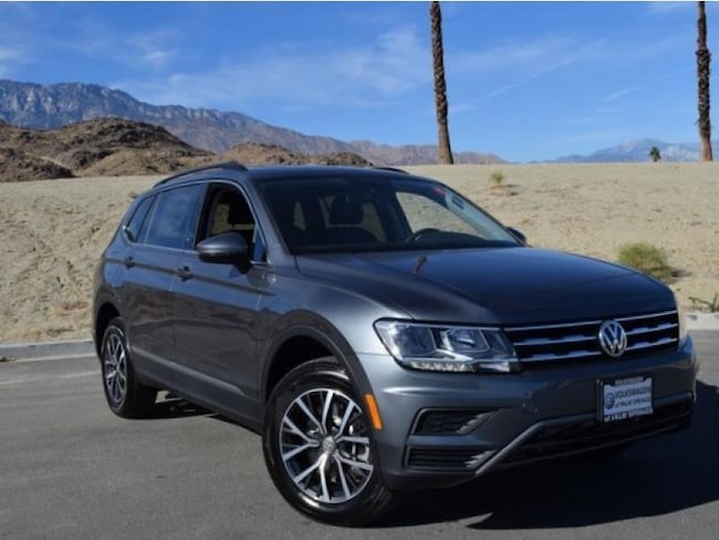 New 2018 Volkswagen Tiguan 2.0T SE SUV in Cathedral City